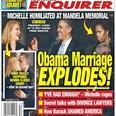 オバマ大統領は米国版ルーピーか!? 支持率急落、自撮りで離婚危機に