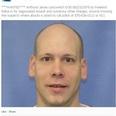 SNSで自分の指名手配写真を共有したバカッター男が45分後に逮捕=アメリカ