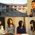 未だ続く東日本大震災の余波...大川小卒業生が校舎保存を訴え