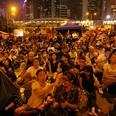【現地ルポ】民主化デモで香港分裂!? 騒乱の裏に謎のアメリカ人