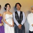 壇蜜が主演映画『甘い鞭』舞台挨拶で予想外のファンサービス「ドンキで飴買ってきました」